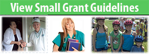 Small Grant Guidelines